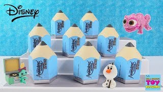 Disney Animators Collection Littles Blind Bag Figures Toy Review Frozen & More | PSToyReviews