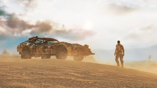 MODDED VEHICLE ADVENTURES (Mad Max #1)