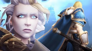 Jaina's Revelation and The Return Of The Lich King... BfA Alliance Ending Cinematics Analysis