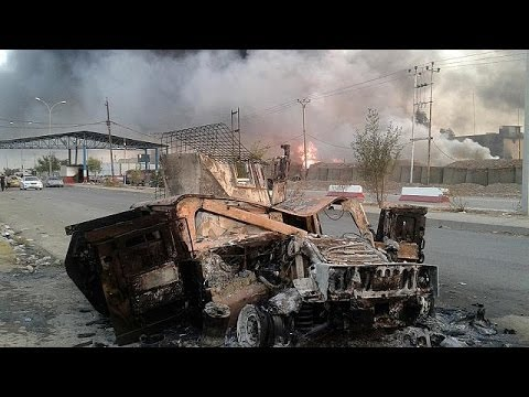 Islamic militants advance into Iraqi oil refinery town