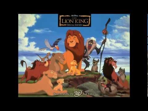 Lion King 1-(Ο Βασιλιάς των Λιονταριών 1)- Circle of life in Greek! HD