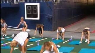 Dallas Cowboys Cheerleaders - Boot Camp 2002