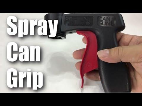 Can-Gun1 Premium Can Tool Aerosol Spray Can Gun by SafeWorld Review