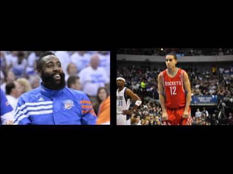 NBA Breaking News - OKC Trades James Harden For Rockets Kevin Martin & Jeremy Lamb