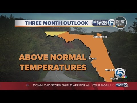 First Day of Meteorological Fall