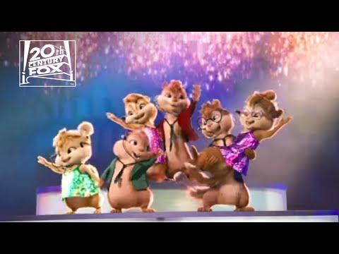 Chipmunks & Chipettes - BAD ROMANCE Music Video | FOX Home Entertainment