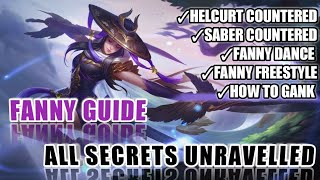 Fanny Guide   How To Counter Your Counters   Wall Spam Explained   Mobile Legends Bang Bang