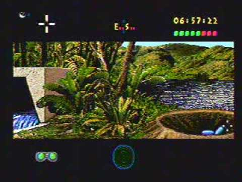 Jurassic Park Sega CD - Part 3