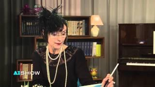 Provocare AISHOW: Corina Fusu în rolul lui Coco Chanel
