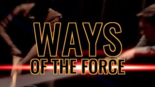 Ways of the Force Test