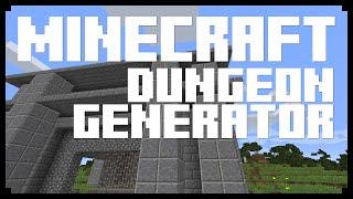 Minecraft: EPIC DUNGEON GENERATOR! (Command Block Creation)