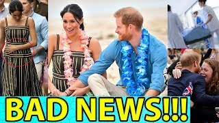 Harry breaks things down because Meghan miscarries after experiencing severe pain on Bondi Beach
