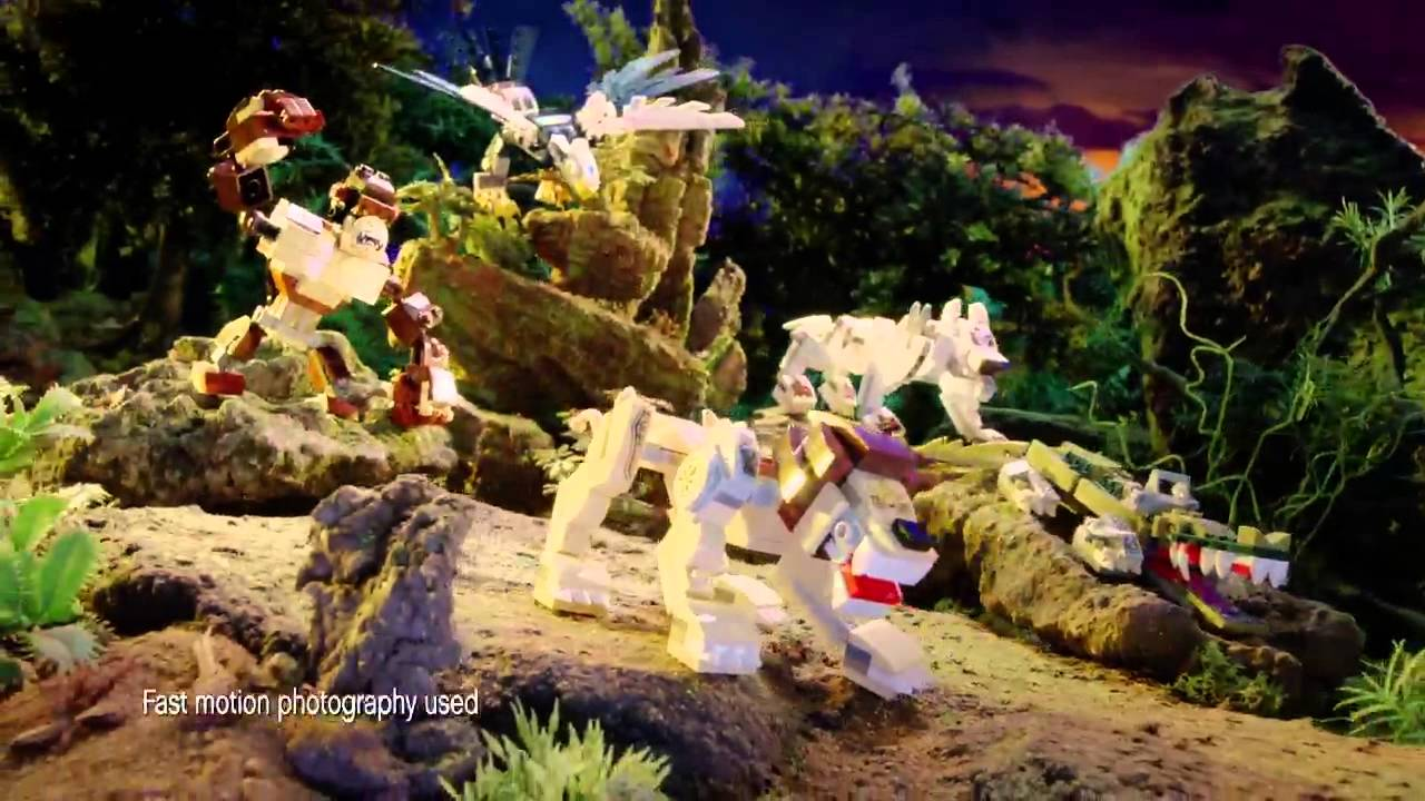 lego chima legend beast rhino - photo #28
