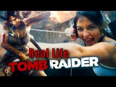 TOMB RAIDER Real Life - Musical
