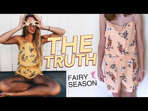THE TRUTH ABOUT FAIRY SEASON (why I declined my sponsorship)