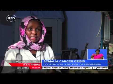 World Health Organization: Over 3,000 women die of cancer in Somalia every year