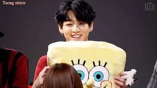 Jungkook và quà của Fan