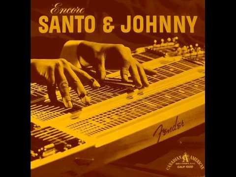 Santo & Johnny - Theme From Come September. video
