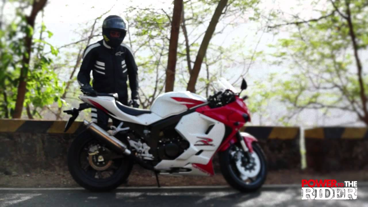 Hyosung Gt250r Review Power To The Rider Youtube