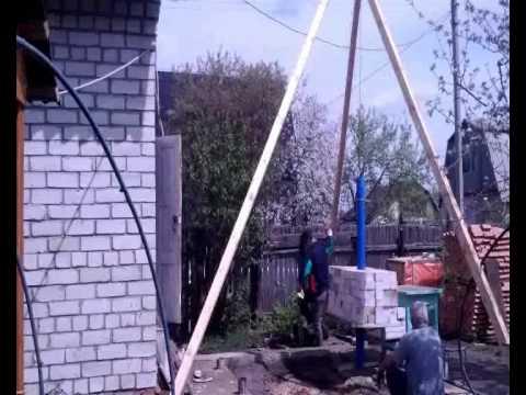 Как добыть воду на даче своими руками – советы и чертежи