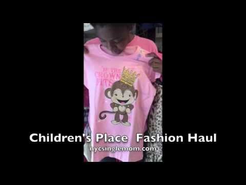 Childrens Place Fall Fashion 2013