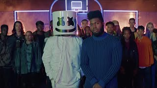 Marshmello Ft Khalid Silence Official Audio