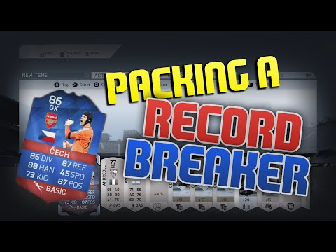 NEW YEARS RESOLUTION: PACKING A RECORD BREAKER!