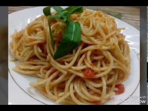 How To Make Spaghetti Sauce With Tomato - ፓስታ በቲማቲም ሱጎ አሰራር