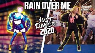 Just Dance 2020 RAIN OVER ME Pitbull ft. Marc Anthony   Full gameplay