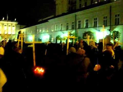 Pałac Prezydencki i katole. =)
