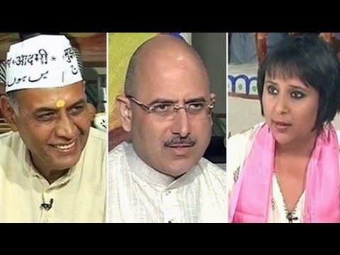 Kashi now Kurukshetra - Modi vs Rahul vs Kejriwal?