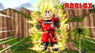 Roblox - MÌNH SỞ HỬU SỨC MẠNH SUPER SAIYAN CỰC DỄ - Dragon Ball Rivals 2