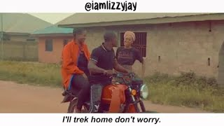 omo ibadan and the bike man saga, extremely funny comedy.
