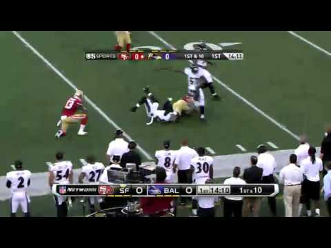 Ravens VS 49ers Preseason 2014 HIGHLIGHTS