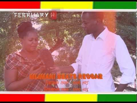 MLIMANI BEATS REGGAE PROMO  WITH RANKING BOY CREW