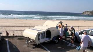 Gidget Goes to Bondi Beach, Sydney, Australia