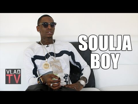 Soulja Boy Details His Assistant Stealing $20K from Him, Craziest Groupie Stories