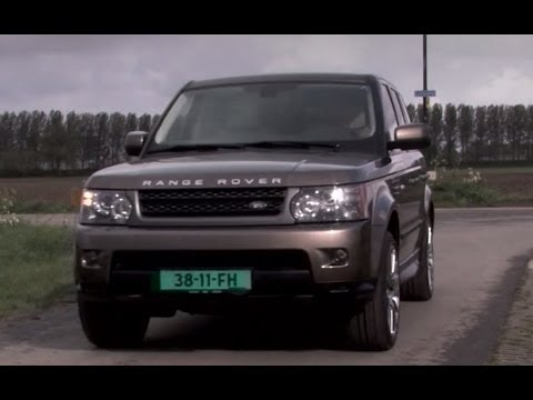 Range Rover Sport review -2005-2013-