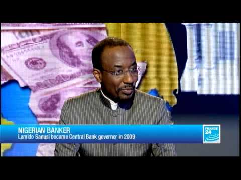 FRANCE 24 The Interview - Sanusi Lamido Sanusi, Governor of the Central Bank of Nigeria