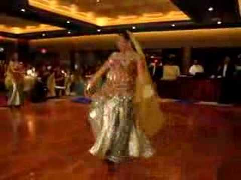 Bollywood Wedding Performance- Naach Sensation Dance Company