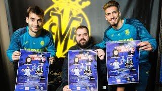 El Villarreal CF se suma al Festival del Humor 4G