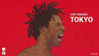 TOKYO 🌹 [ Joey Bada$$ x Lo Fi Hip Hop Type Beat ]