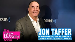 "Jon Taffer on cheating, successful relationships, and ""Marriage Rescue"""