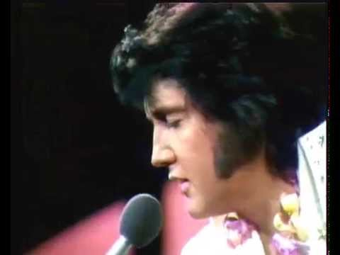 Elvis Presley - You Give Me A Mountains
