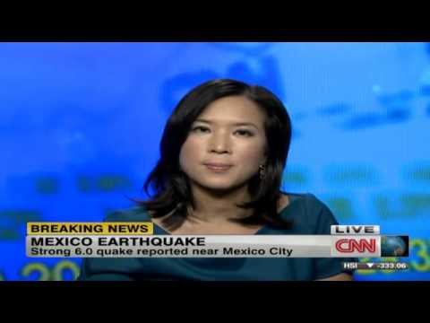 Earthquake : A Strong 6.0 Magnitude EQ rattles Mexico City, Mexico (Nov 15, 2012)