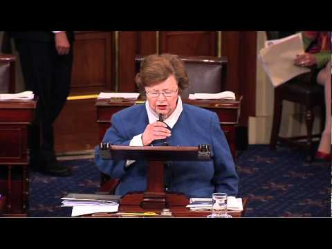 Senator Mikulski Statement on Republican Filibuster of Paycheck Fairness Act