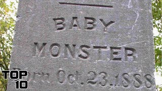 Top 10 Scary Tombstone Messages