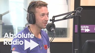 Coldplay chat to OC | Full Interview