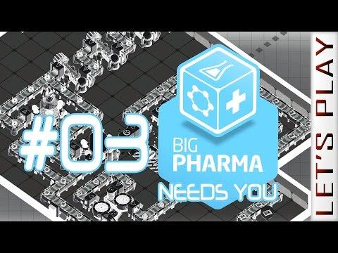 Big Pharma Needs You #03 [Erectile Disfunction] - Let's Play