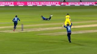 Highlights - England beat Australia by 93 runs at Old Trafford